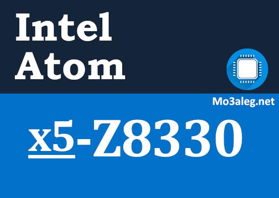 Intel Atom x5-Z8330