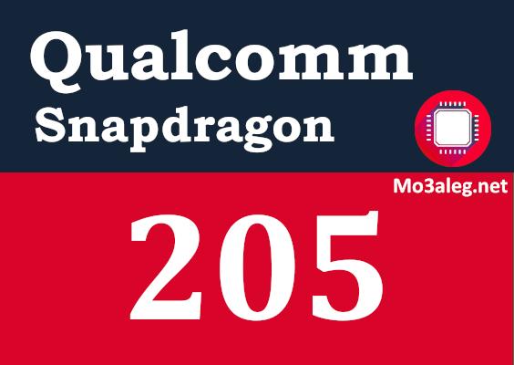 Qualcomm Snapdragon 205