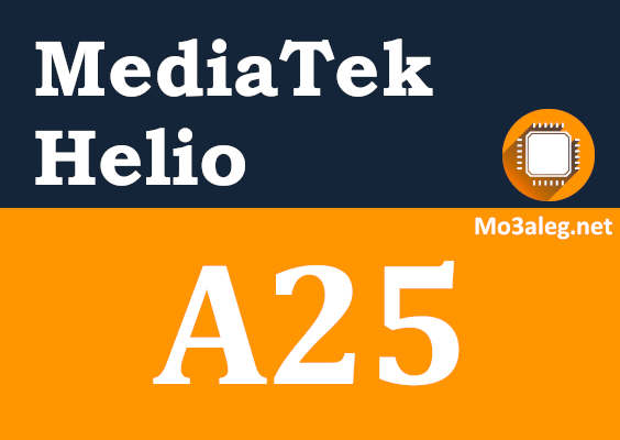 MediaTek Helio A25